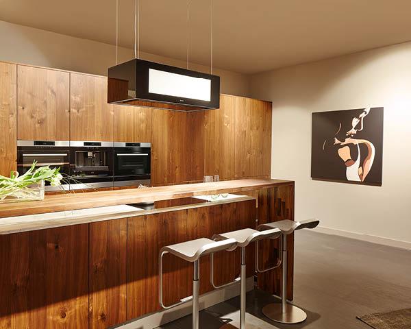 Exklusive Einbauküchen